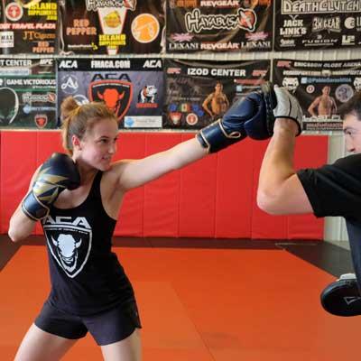 boxing gym fargo